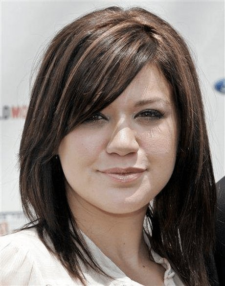 The Best Hairstyles Kelly Clarkson Pictures