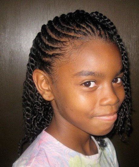 The Best Hairstyles Kids Braids Pictures