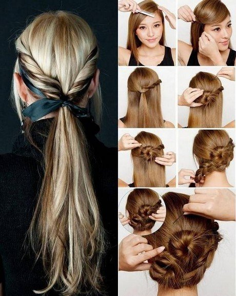 The Best Hairstyle Easy To Make Pictures