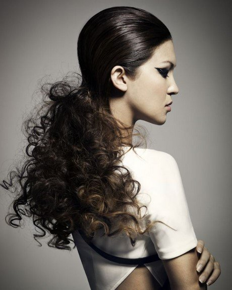 The Best Model Hairstyles Pictures