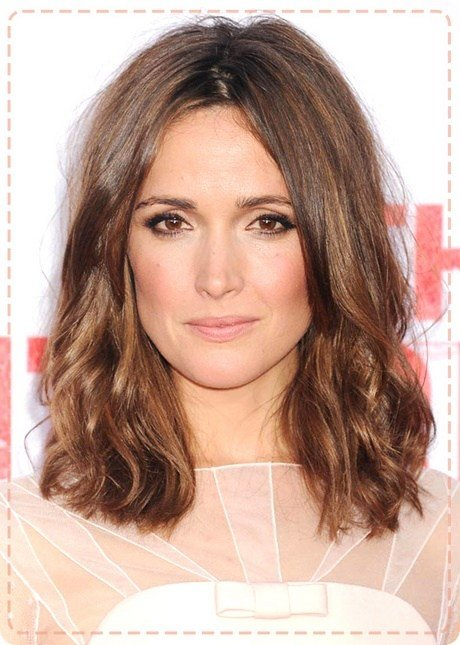 The Best Past The Shoulder Length Hairstyles Pictures