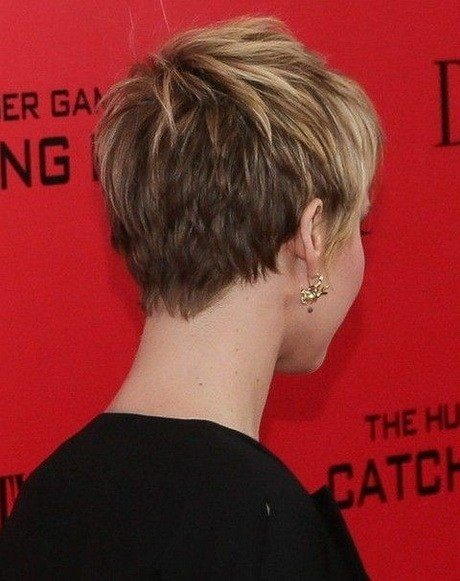The Best Back View Of Short Pixie Hairstyles Pictures