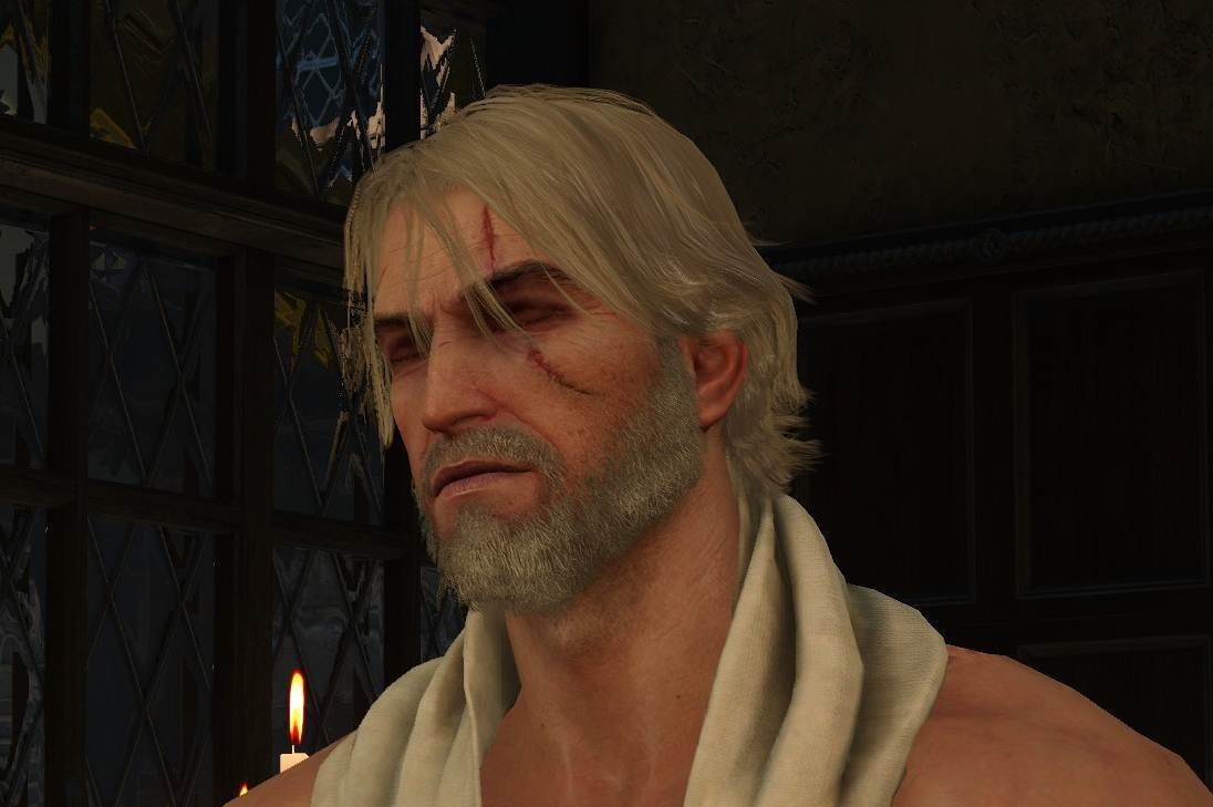 The Best The Witcher 3 Hair Styles And Beard Styles – Gaming Gix Pictures