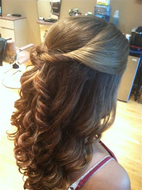 The Best Half Updo Hairstyles – Glam Radar Pictures