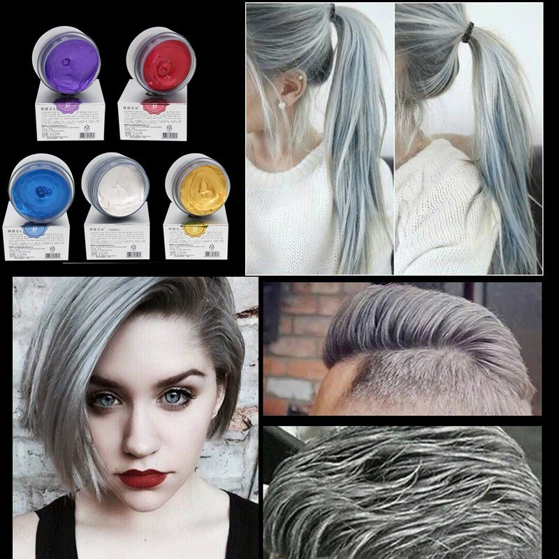 The Best Online Buy Wholesale Silver Grey Hair Dye From China Pictures
