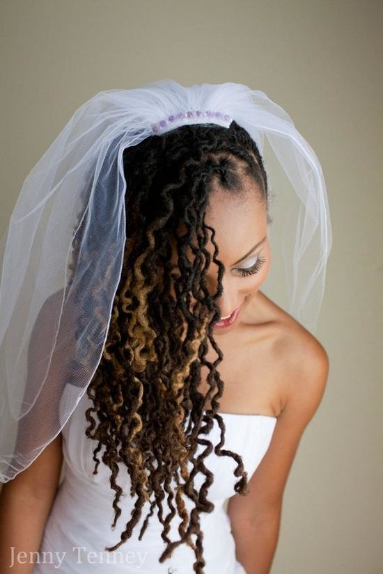 The Best Wedding Styles For Natural Hair And Locs Offbeat Bride Pictures