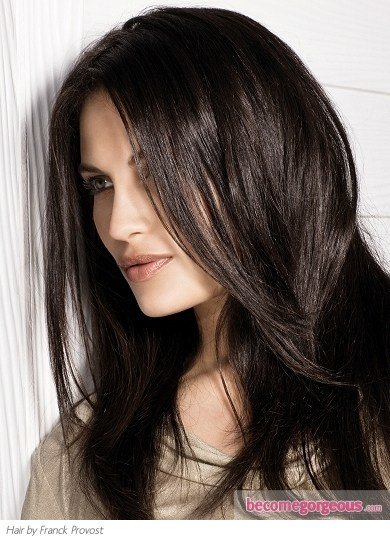The Best Pictures Brown Hair Color Shades Dark Chocolate Brown Pictures