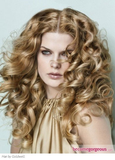 The Best Pictures Long Hairstyles Sophisticated Long Curly Hair Style Pictures