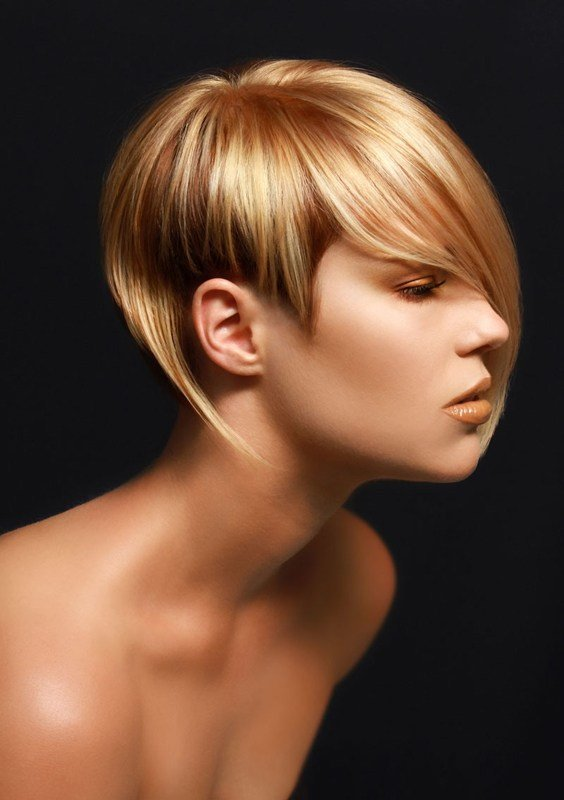The Best Super Glossy Short Hairstyles Pictures