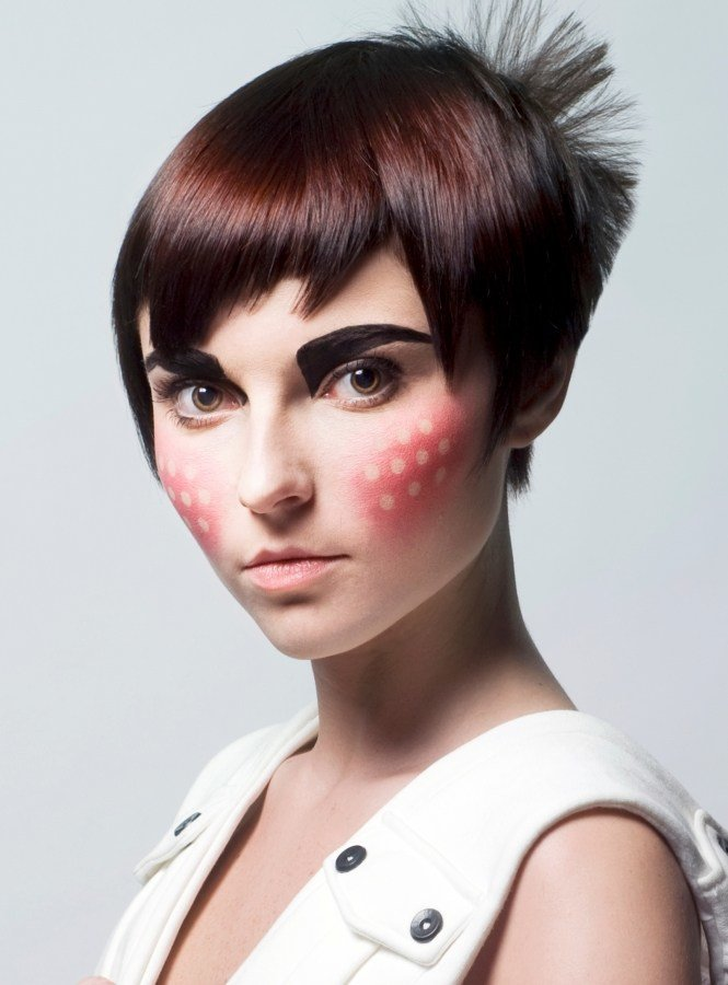 The Best High Fashion Short Haircuts Pictures