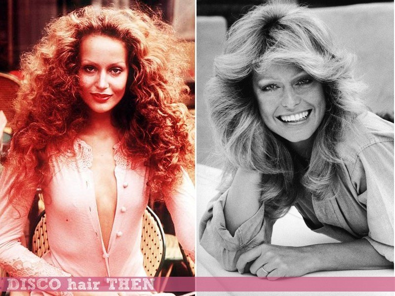 The Best Disco Hairstyles Pictures