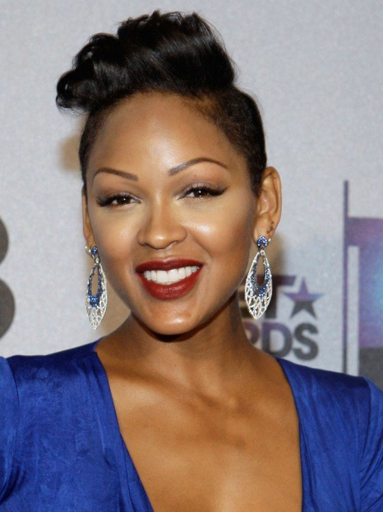 The Best Pictures 2013 Bet Awards Hairstyles Meagan Good Glam Pictures