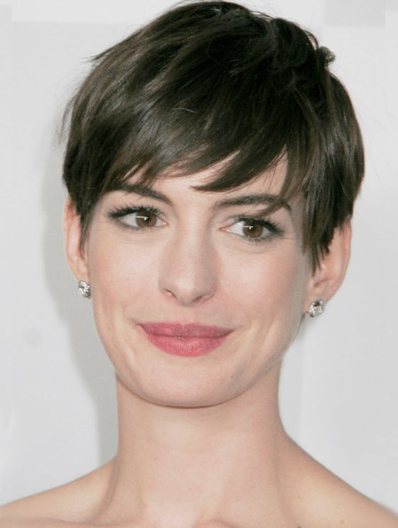 The Best Pictures Bangs Or No Bangs – Celebrity Hairstyles Anne Pictures