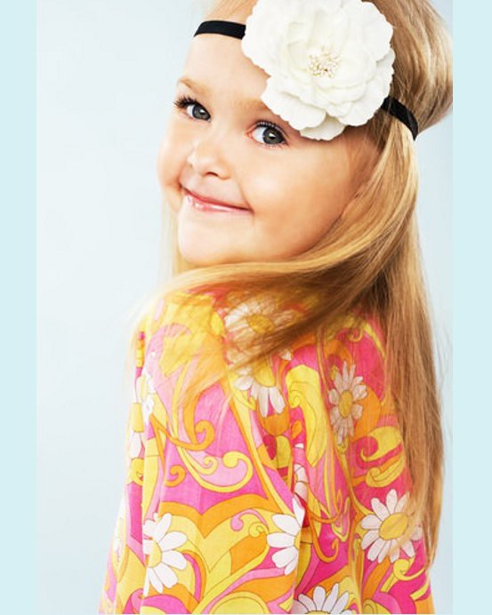 The Best Pictures How To Style Little Girls Hair Cute Long Pictures