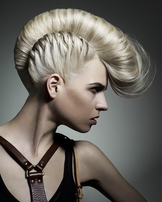 The Best 70 Most Gorgeous Mohawk Hairstyles Of Nowadays Pictures