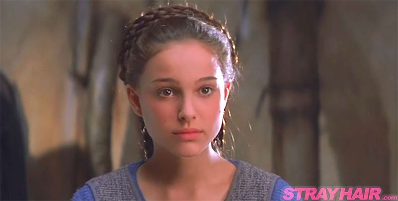 The Best Epic Hairstyles For Natalie Portman In Star Wars Episode 1 Pictures