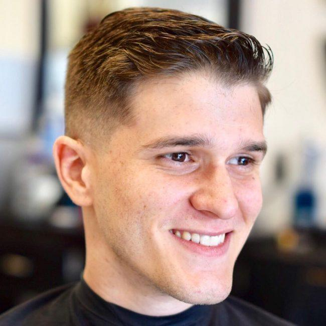 The Best 50 Delightful White Guy Fade Ideas Trendy Haircuts 2018 Pictures