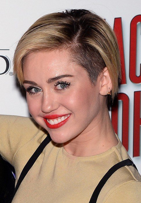 The Best Miley Cyrus Hairstyles Celebrity Latest Hairstyles 2016 Pictures