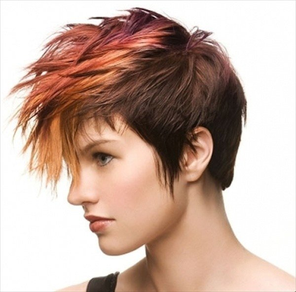 The Best 24 Fun S*Xy Short Brown Hairstyles 2019 – Dark Light Pictures