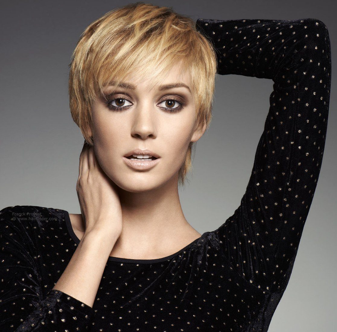 The Best 23 Cute Short Hairstyles With Bangs Styles Weekly Pictures