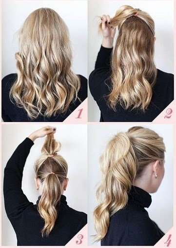 The Best Top 17 Casual Hairstyles For Everyday Styles At Life Pictures