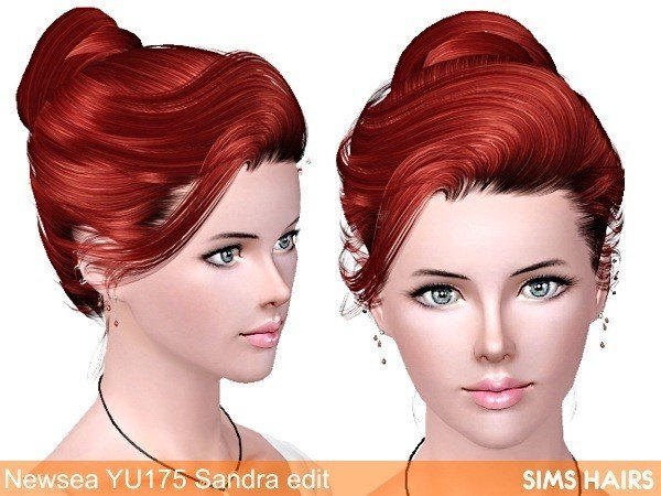 The Best Sims Hairs Free Sims 3 Hairstyles Downloads Gallery Pictures