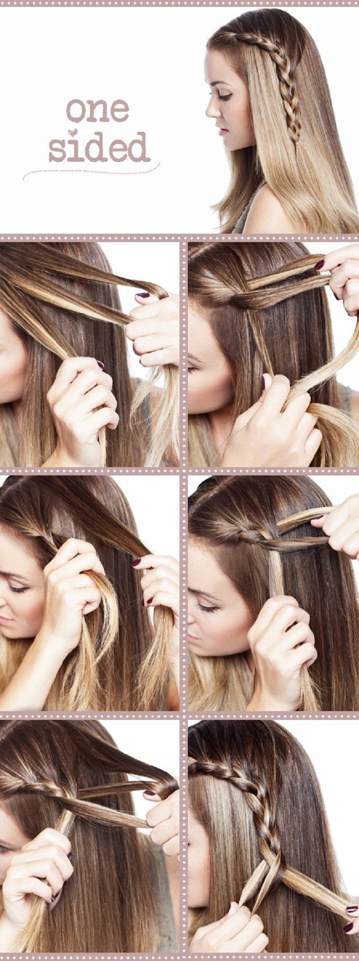 The Best Hair Braid Tutorials Easy To Be Done Top 10 Top Inspired Pictures