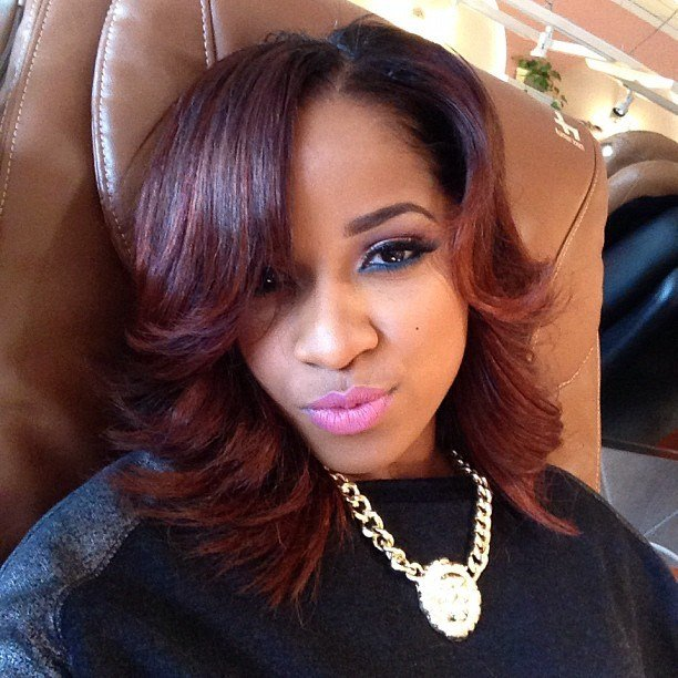 The Best Toya Wright Hairstyles – Thehairazor – Live It Love It Pictures