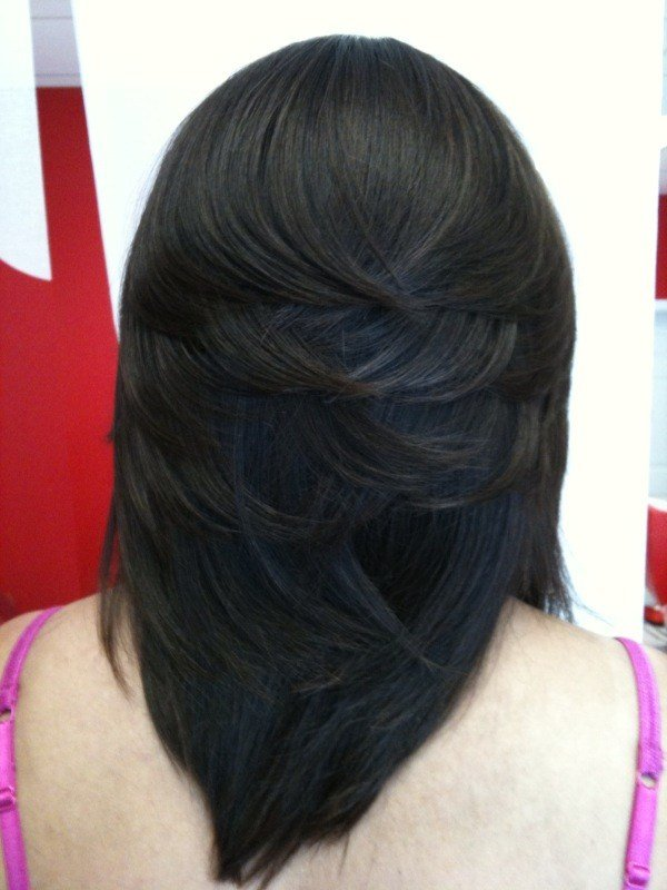 The Best Layered Sew In Weaves Razor Cuts Bob Cuts Perfect Pictures