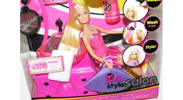 The Best Barbie Style Salon Doll Playset Universal Classic Toys Pictures