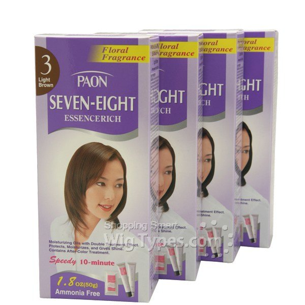The Best Paon Seven Eight Essence Rich Hair Color Wigtypes Com Pictures