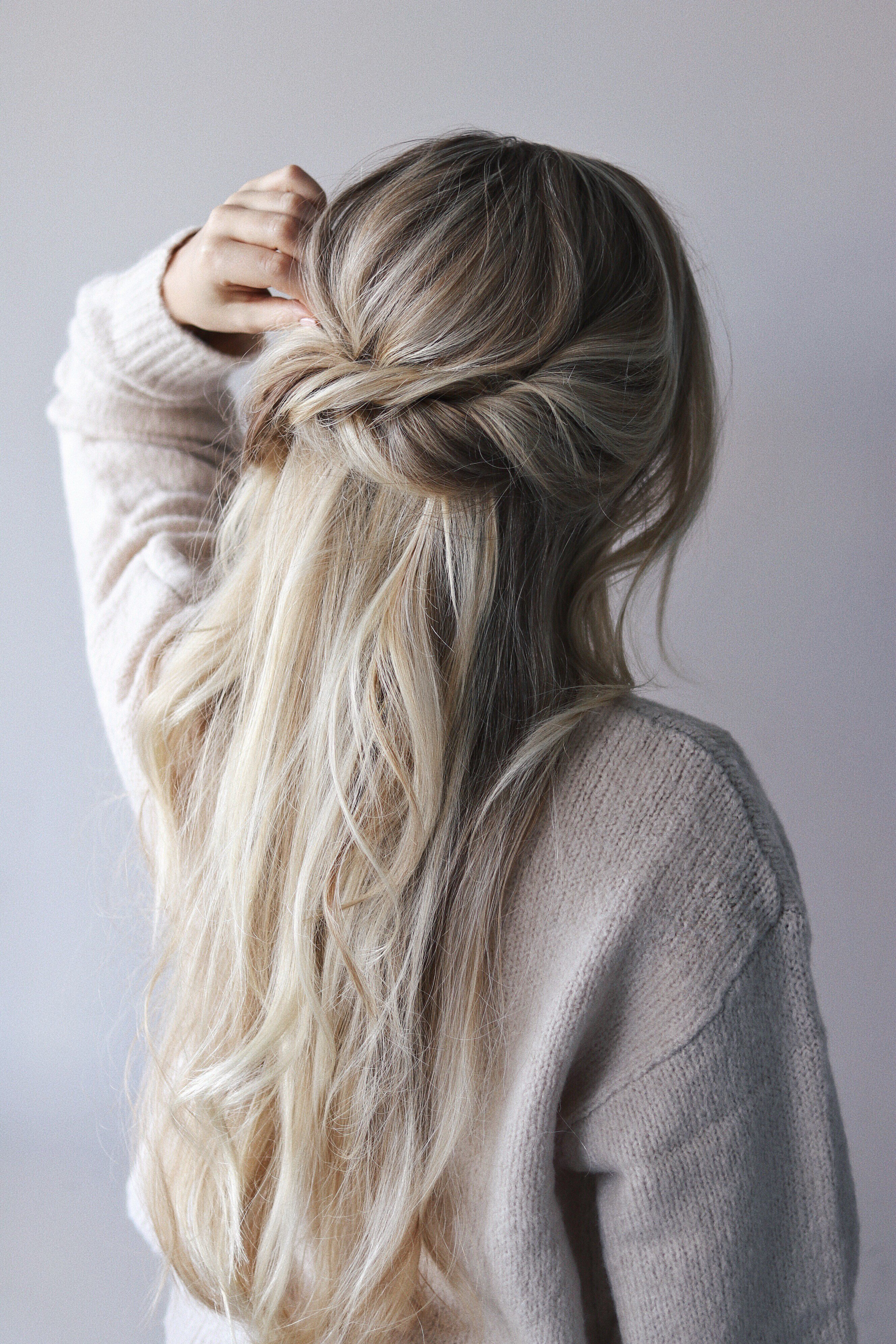 The Best Easy Fall Hairstyles Hair Trends 2018 Alex Gaboury Pictures