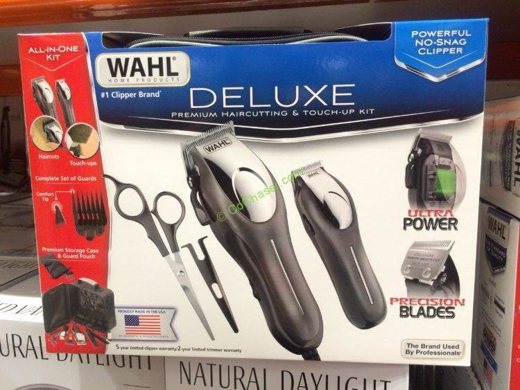 The Best Wahl Deluxe Haircut Kit – Costcochaser Pictures