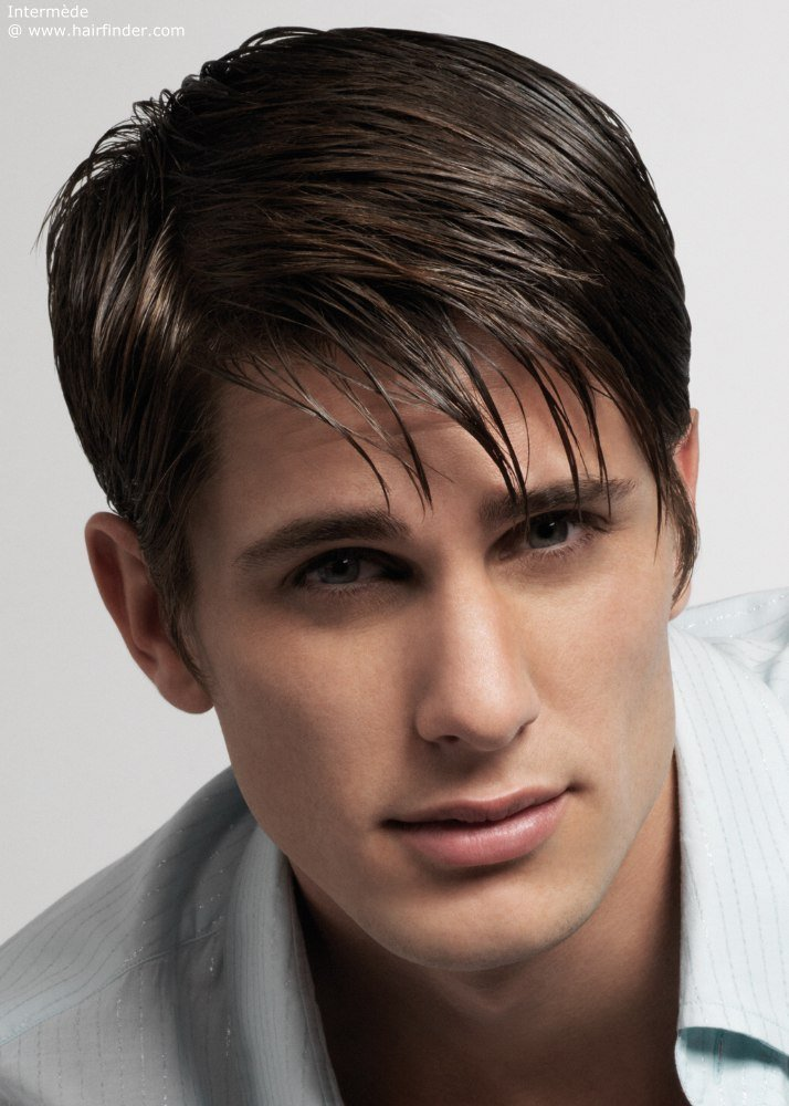 The Best Straight Hair Hairstyles For Men With Straight And Silky Hair Atoz Hairstyles Pictures