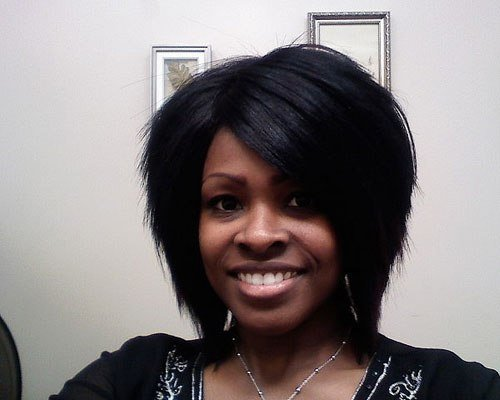 The Best 30 Striking Quick Weave Hairstyles Creativefan Pictures