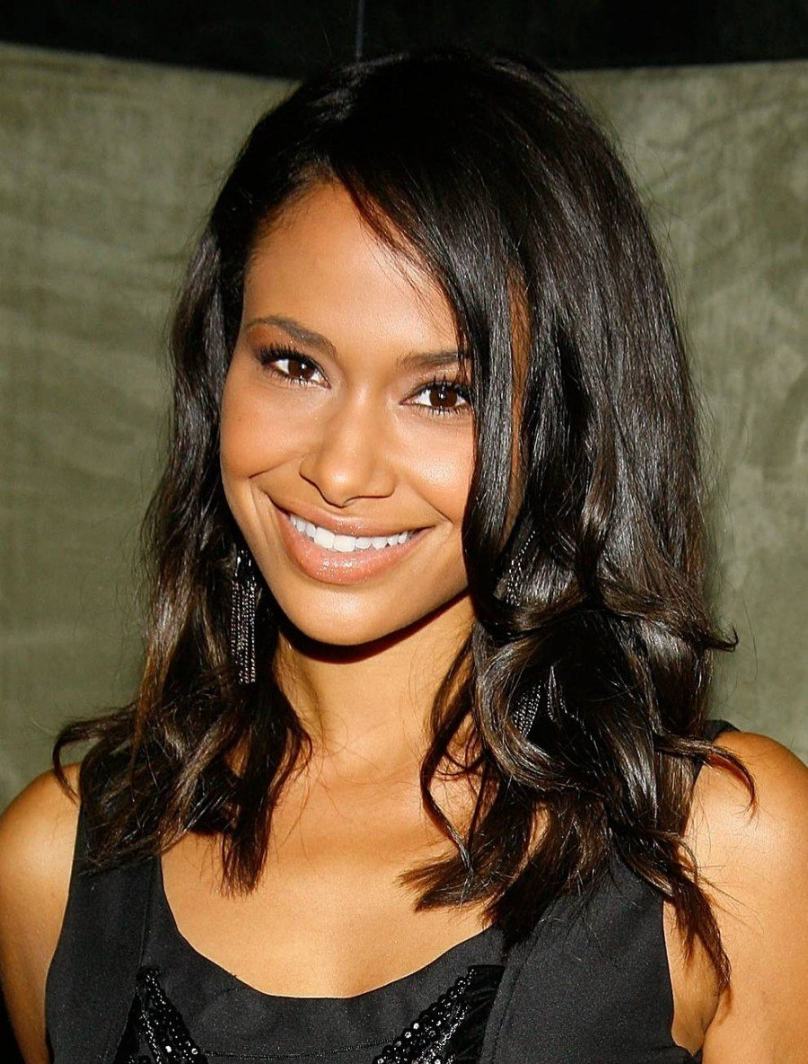 The Best 50 Best Medium Hairstyles For Black African American Women Pictures