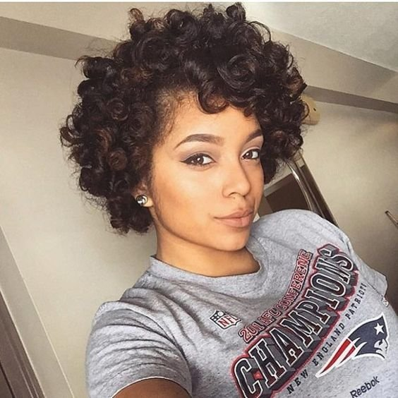 The Best 50 African American Short Black Hairstyles Haircuts For Women Cruckers Pictures