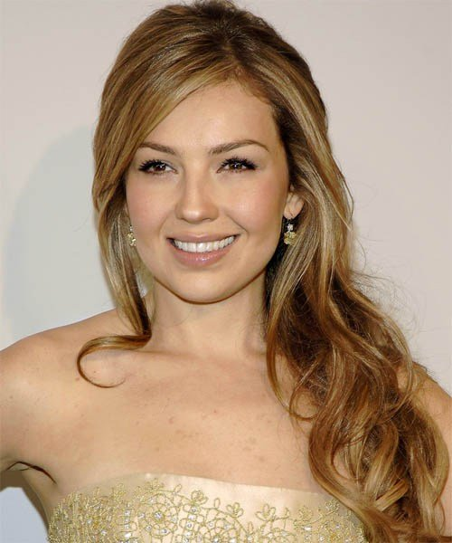 The Best Thalia Hairstyle Makeup Dresses Shoes And Perfume Pictures