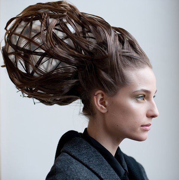 The Best 16 Crazy Hairstyles You Ve Never Seen Cufbi Com Can U Pictures
