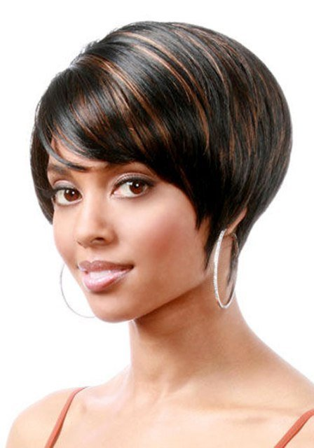The Best Easy African American Short Hairstyles – Circletrest Pictures