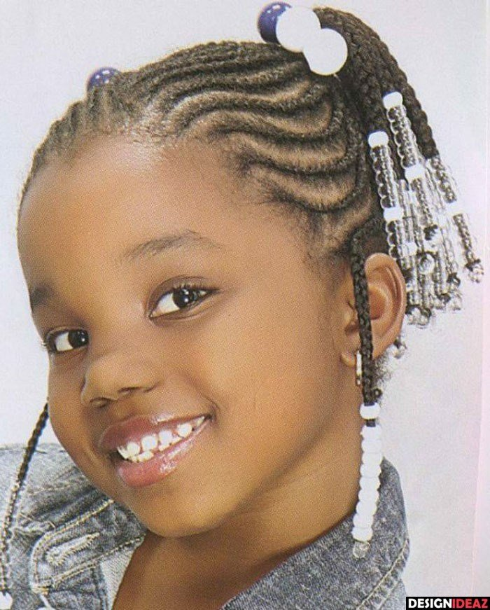 The Best Weave Braided Hairstyles For Black Teenagers Pictures