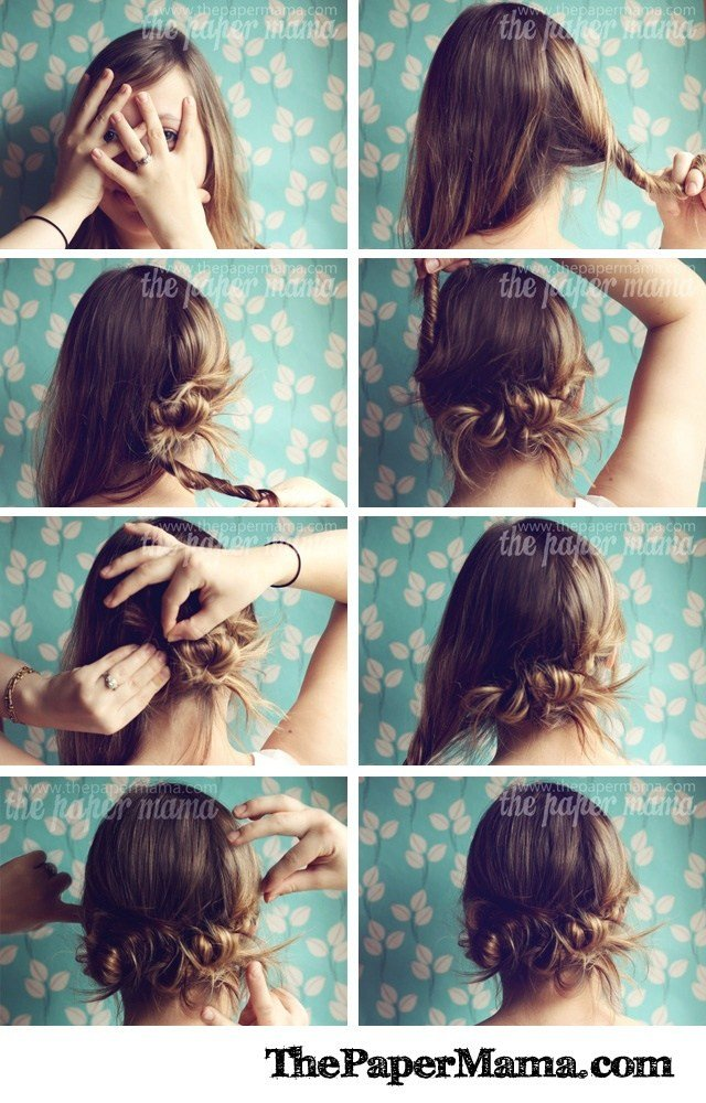The Best 20 Clever And Interesting Tutorials For Your Hairstyle Pictures