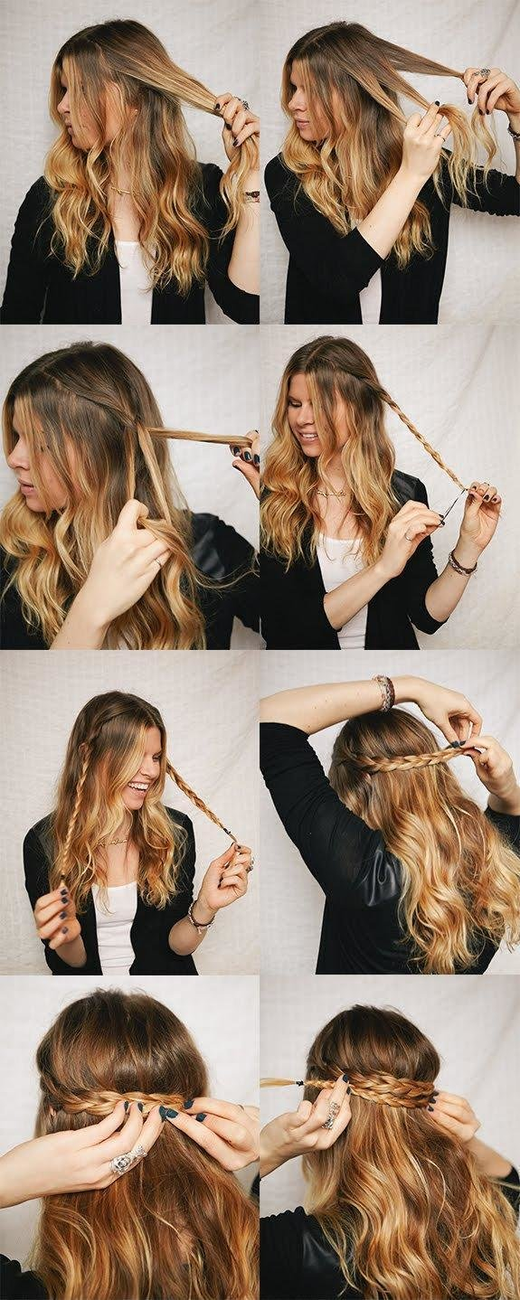 The Best 11 Interesting And Useful Hair Tutorials For Every Day Pictures