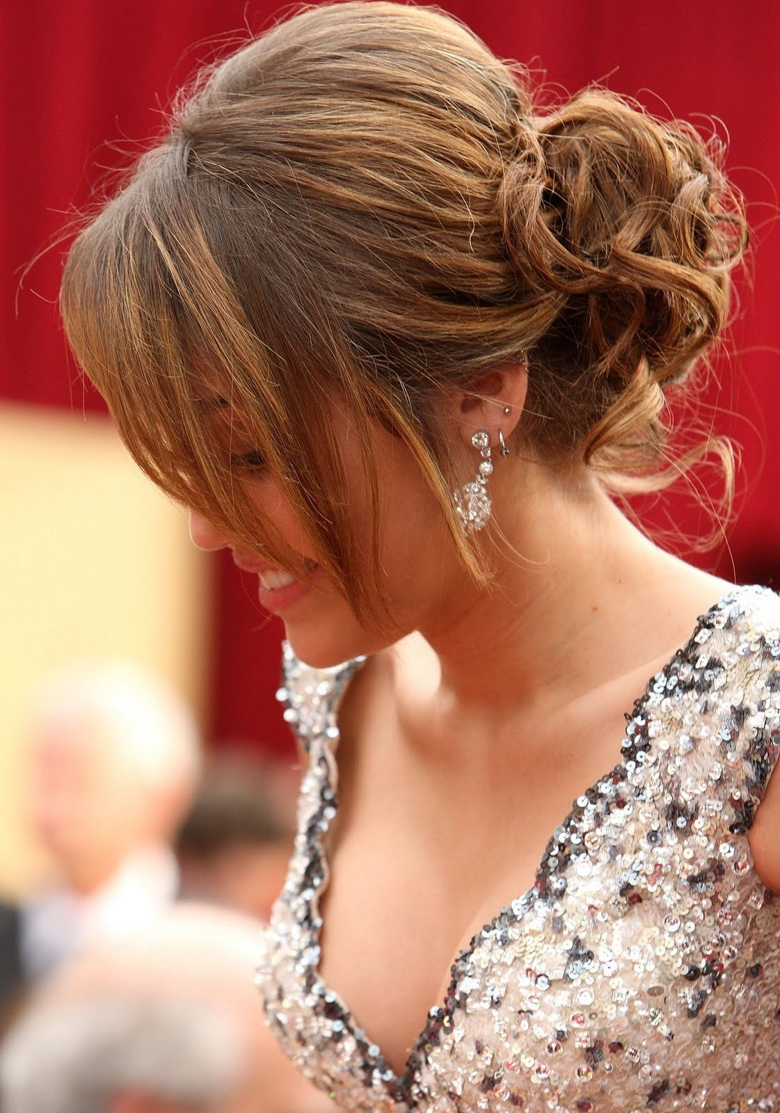 The Best 15 Cute Hairstyles For Prom 2014 Pictures