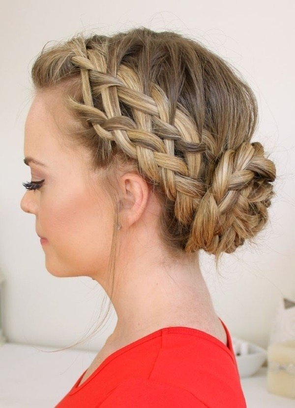 The Best 101 Cute Easy Bun Hairstyles For Long Hair And Medium Hair Pictures