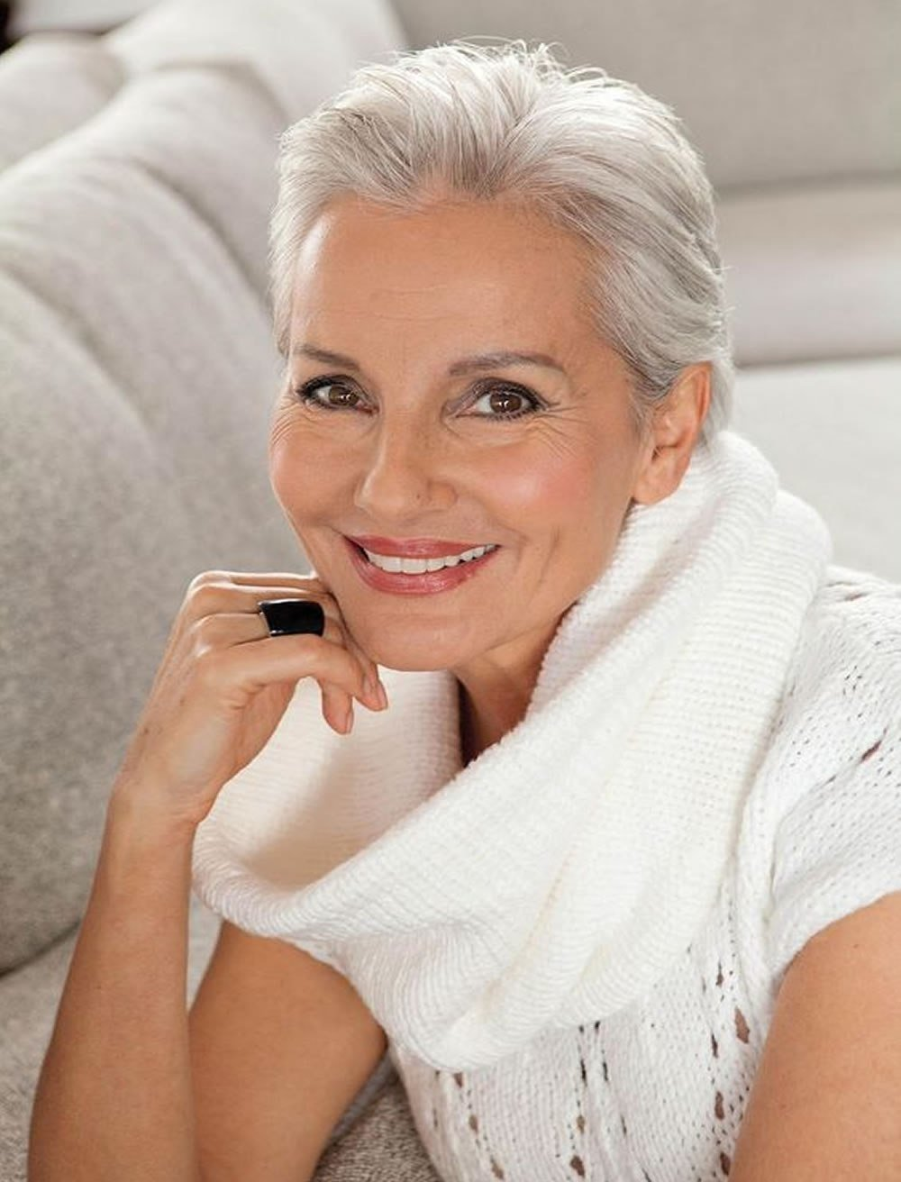 The Best 2018 Short Haircuts For Older Women Over 60 – 25 Useful Pictures