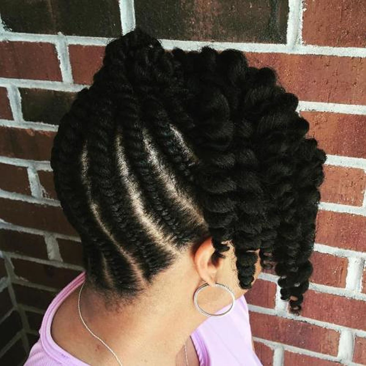 The Best 20 Best African American Braided Hairstyles For Women 2017 Pictures