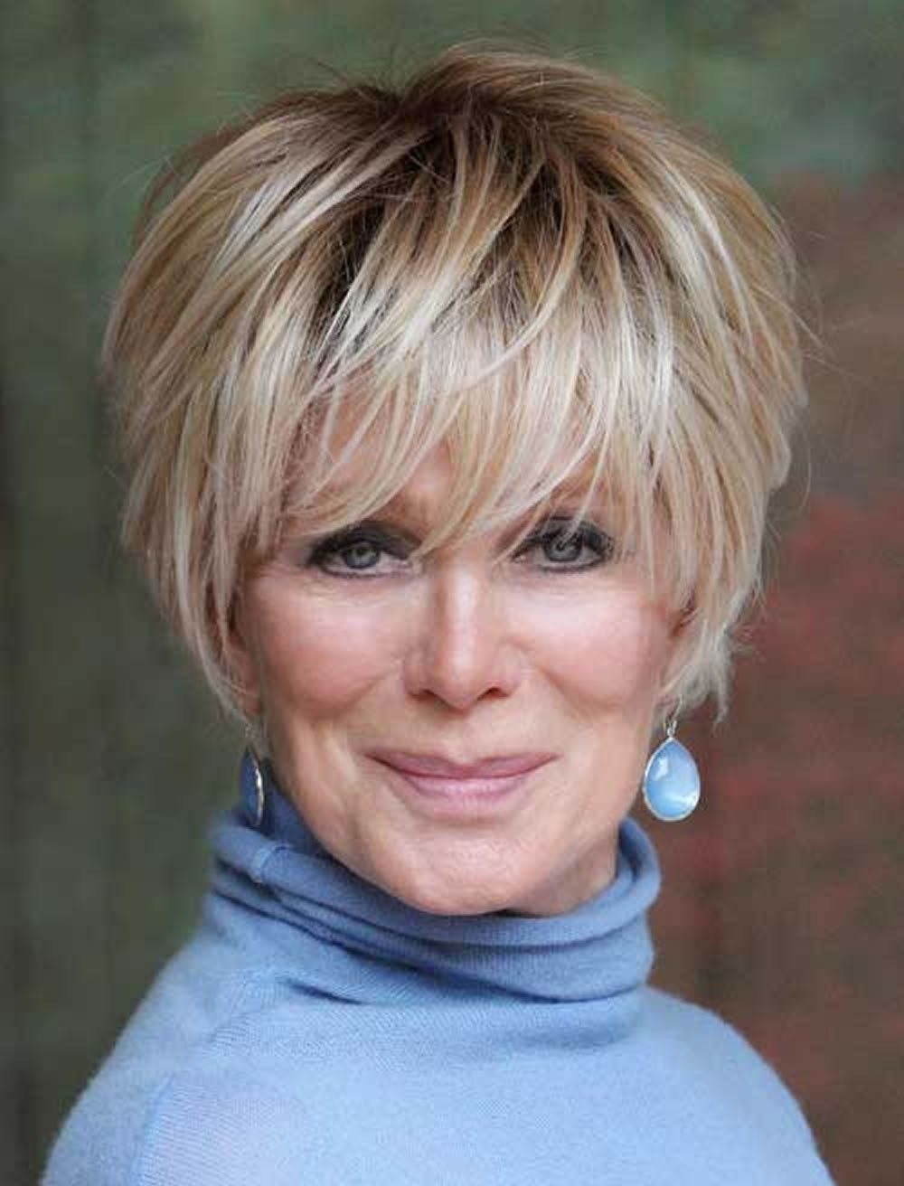 The Best Very Stylish Short Haircuts For Older Women Over 50 – Page Pictures