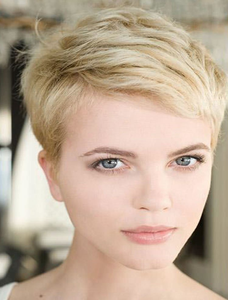 The Best Trendy Short Pixie Haircuts For Women 2018 2019 – Page 4 – Hairstyles Pictures