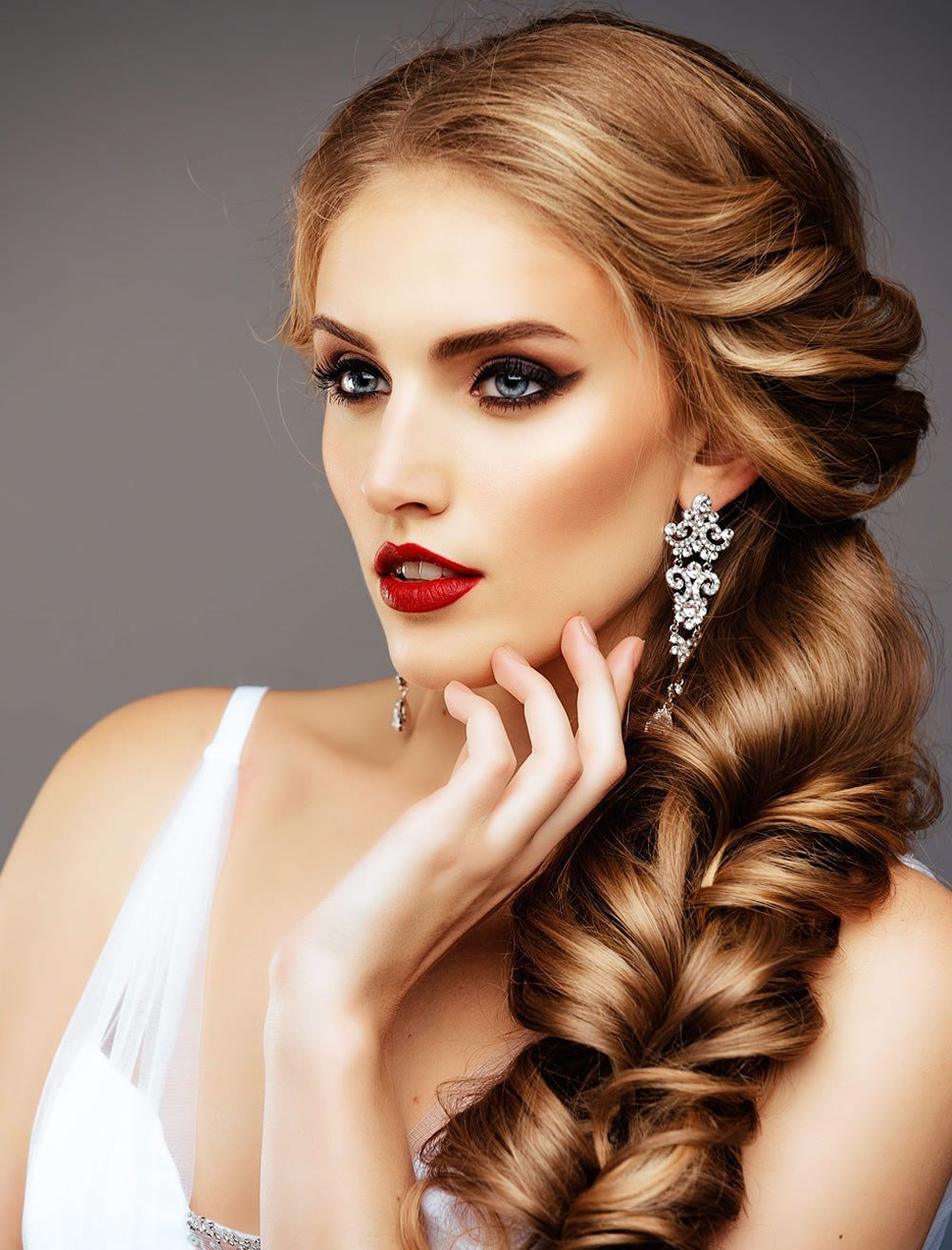 The Best Very Stylish Wedding Hairstyles For Long Hair 2018 2019 Pictures